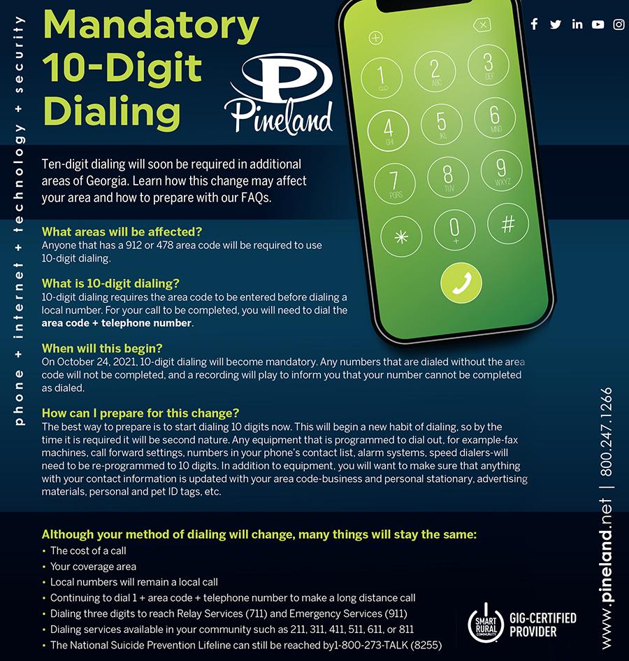 Pineland 10DD